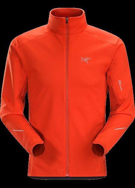 Trino-Jacket-Vermillion