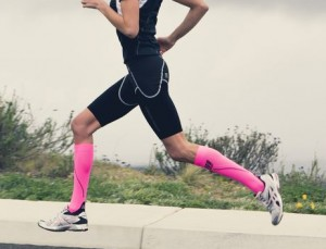 Pink-Compression-Socks design