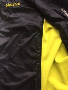marmot fusion running jacket