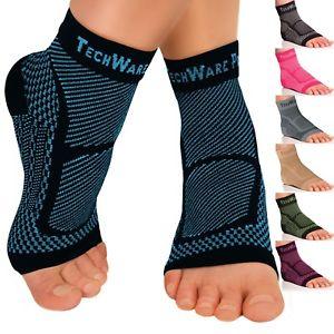 techware sleeve ankle plantar